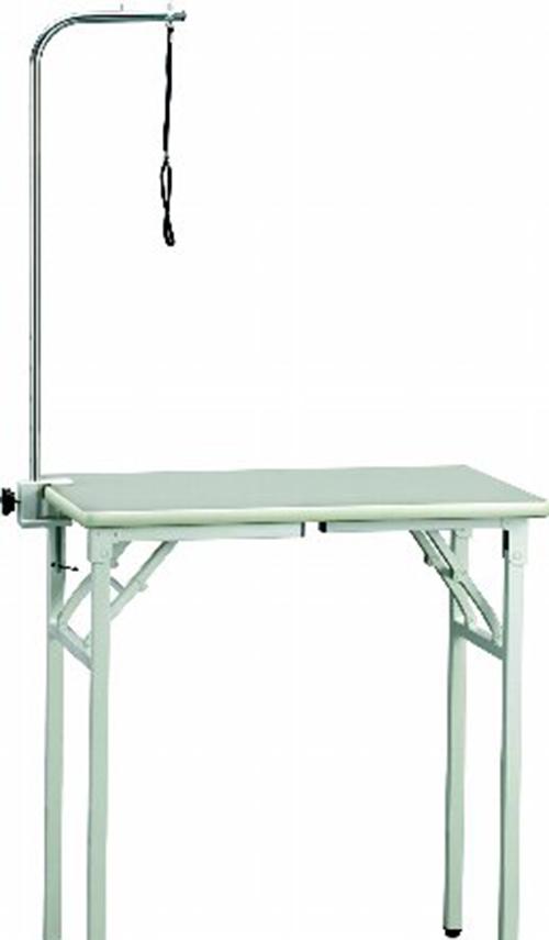 キタ ペット用トリミングテーブル KT-900 グレー